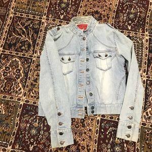 Women jeans jackets